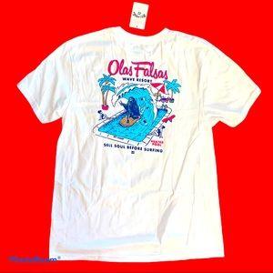 Billabong - T-Shirt - NWT - Medium